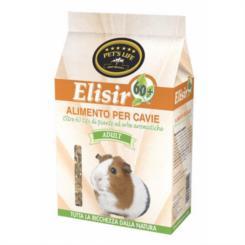Elisir elisir pellet per cavie adulte 400gr for Pellet per tartarughe